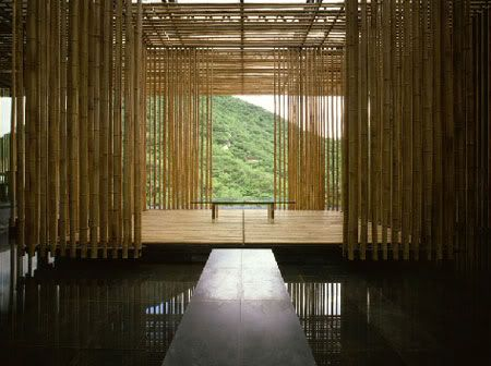 Great (Bamboo) Wall