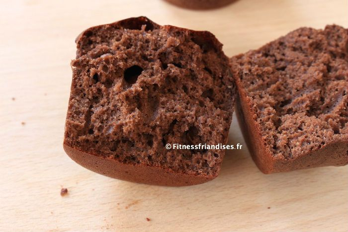 belle texture pour ces muffins prot in s aux prot ines de. Black Bedroom Furniture Sets. Home Design Ideas