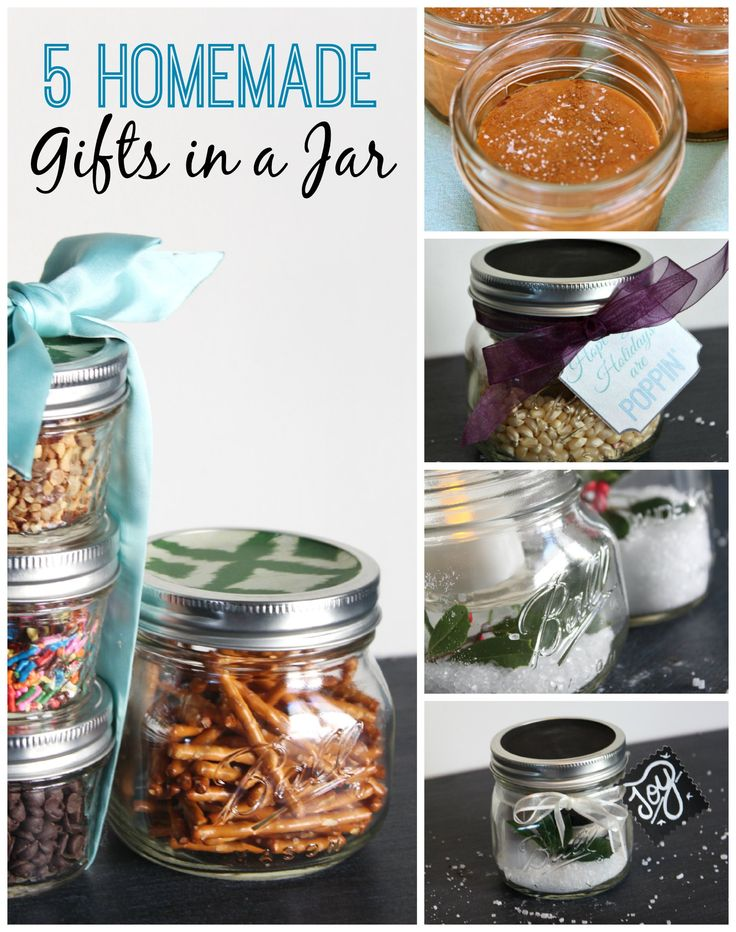 132 best Homemade Gift Ideas images on Pinterest | Hand made gifts ...