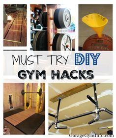 Are you looking to add some new workout equipment to your garage gym or home workout room but don't want to spend a fortune? If so, you've come to the right place. We have done the research and searched the web to compile a list of the greatest DIY workout equipment ideas that you need to try and can easily make yourself. DIY Workout Equipment Ideas You Need To Try DIY Medicine Ball (Source) A medicine ball can be used in many different strength training and conditioning exercises. Medici...