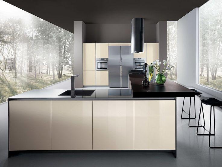 Muebles de Cocina Termolaminado MITON de Top Kitchen