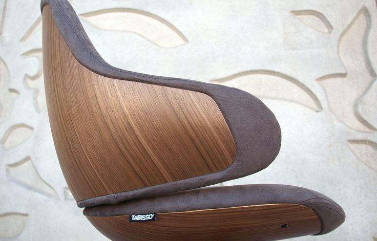 TABISSO.com - Ciel! Chairs by Noé Duchaufour Lawrance #Design #Furniture #Office