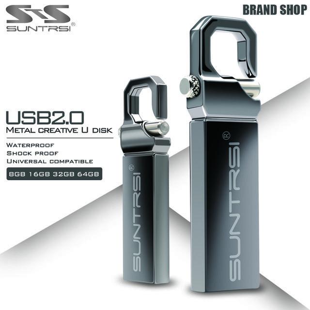 Suntrsi USB 2.0 Flash Drive