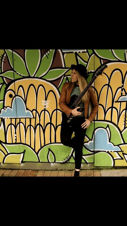 Guitarist - Stella Anning