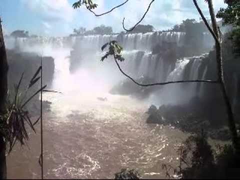 The Majestic Iguazu Falls, Brazil