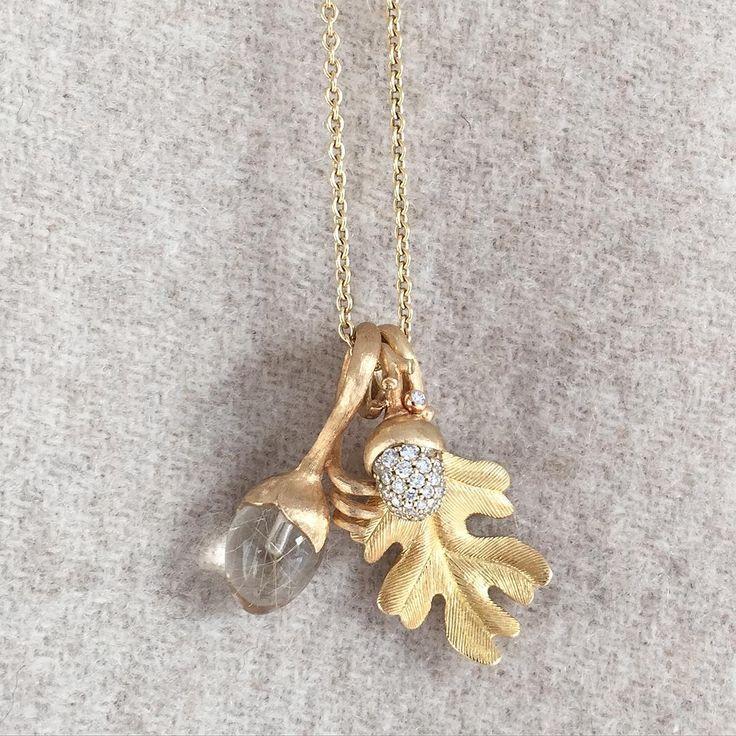#goldenforest #naturecollection #nature #finejewelry #handcraft #18k #gold #rotilquartz