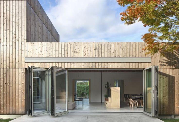 urbain architectencollectief, Filip Dujardin · bunga low
