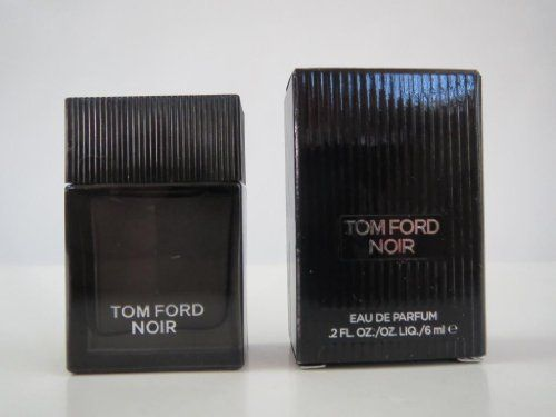 Tom Ford Noir Eau De Parfum Miniature 0.2 oz/ 6 ml Mini Splash Bottle by Tom Ford. $22.99. Tom Ford Noir Eau De Parfum Miniature 0.2 Oz/ 6 Ml Mini Splash Bottle. Tom Ford Noir Eau De Parfum Miniature, 0.2 oz/ 6 ml Mini Splash Bottle.  An oriental, sensual fragrance that captures the twin facets of the Tom Ford man: the redefined, urban sophisticate who the world gets to see and the private man they don't. The collection's 6 stunning fragrances for men and women empower you t...
