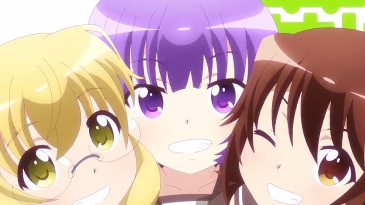 Disponibles los vídeos de Opening y Ending del Anime Sansha Sanyou.