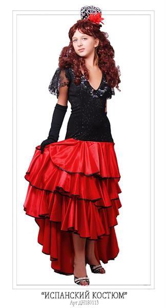 Детский костюм испанский