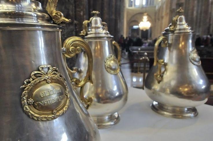 Catholik-blog: Ordinario de la Misa - Jueves Santo: Misa Crismal