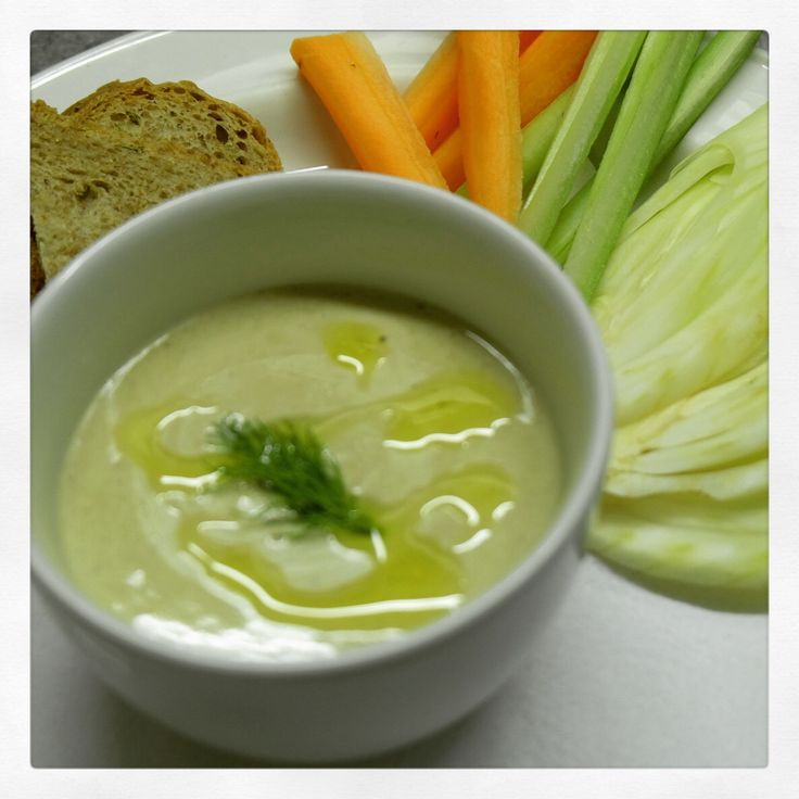 Bagna cauda Anchovies, olive oil, milk and garlic. A delicious must try earning dip with fresh vegetables to dip in.