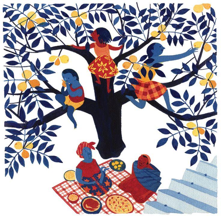 beautiful eleanor davis illustration - is this not divine? thanks @Hestia Gous