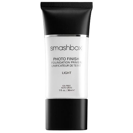 Photo Finish Foundation Primer - Smashbox | Sephora. I finally got to try this and I love how it helped my makeup go on smooth and last all day. :) worked on my oily skin.
