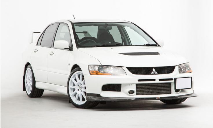 2005 MITSUBISHI EVO 9 GT