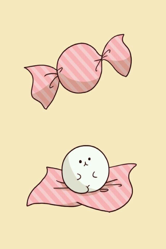 C'è anche una caramella | Kawaii | Pinterest | Kawaii ...