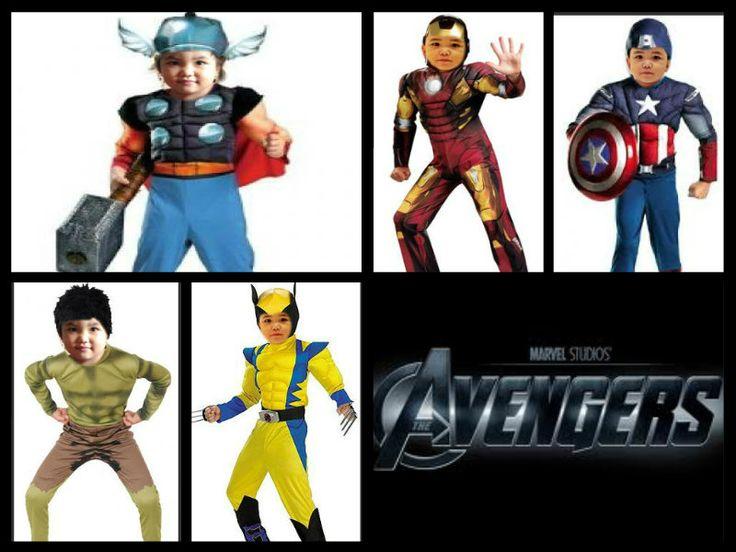 avengers kid -edits-