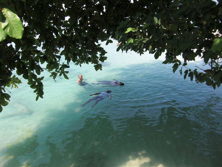 Tanjung Lesung and Haliwungan