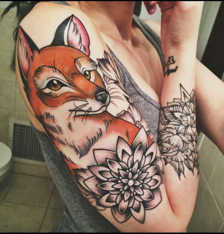 1000 images about foxes on pinterest fox sketch silver for Silver fox tattoo