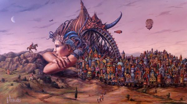 Google Image Result for http://amazingezone.com/img/2012/August/Setowski/Magic-Realism-Tomek-Setowski-Poland-12.jpg