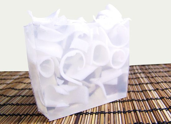 Icy Peppermint Soap (great idea for MP Christmas soap)