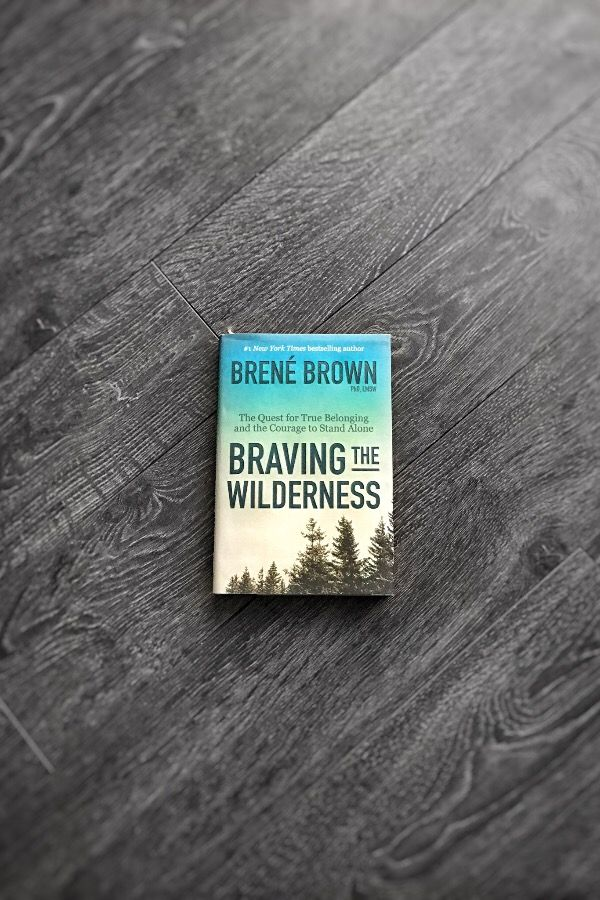 Book Review of Braving the Wilderness - Art as the Anchor: Read through this book review before reading this book!