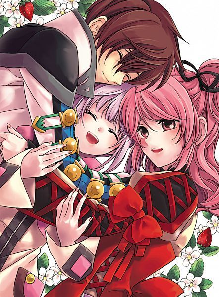 Tags: Anime, Tales of Graces, Asbel Lhant, Sophie, Cheria Barnes, Sasaki Yuki
