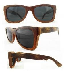 Pear wood Polarized sunglasses