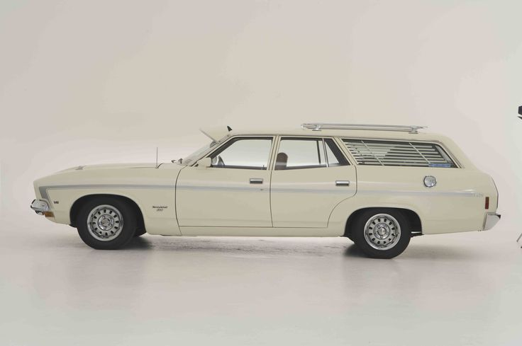 ford falcon xb gs wagon - 302
