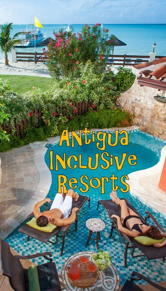Antigua All Inclusive Hotels and Resorts. Looking for beach vacation options in Antigua for the family or a couples, honeymoon resort? Sandals Grande Couples Antigua All Inclusive Resort & Sp #familyvacationluxury