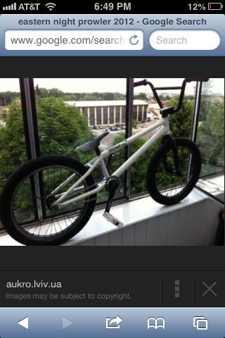 My eastern bmx bike is way better than your u jelly