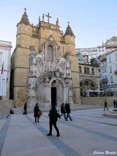 Mosteiro de Santa Cruz. Coimbra