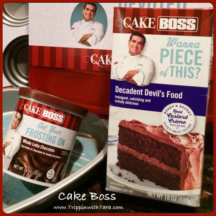 54 best images about Cake boss recipes on Pinterest ...
