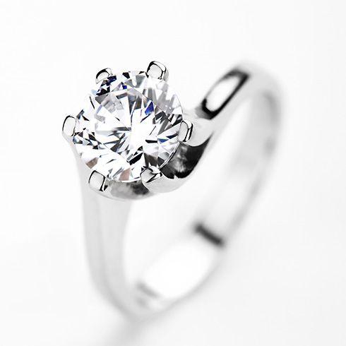 Inel de logodna cu diamant CORIOLAN DR099