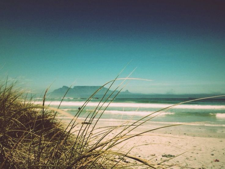 Table View, Cape Town.