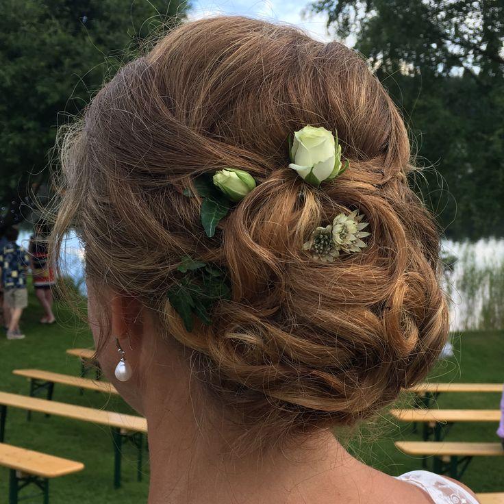 Bride made by Pernilla Kilgren