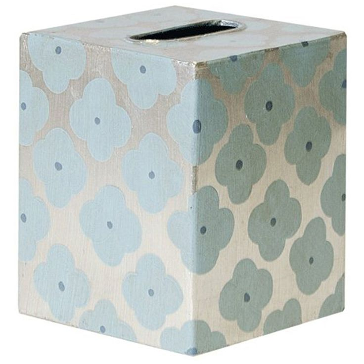 Worlds Away Kleenex Box