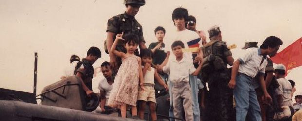 8 Things to Tell Your Children about the 1986 EDSA People Power Revolution