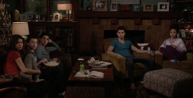 """S2 Ep20 """"Not that Kind of Girl"""" - When your parents invite your biological mother to come stay with you #TheFosters"""