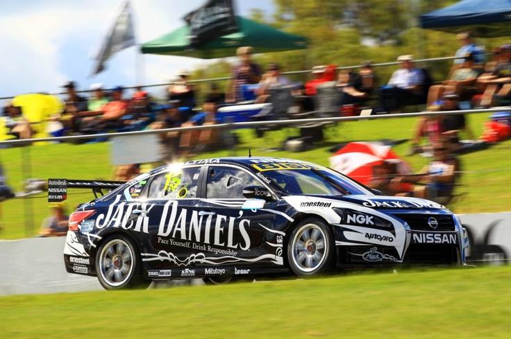 Jack Daniel's Racing/Nissan Motorsport #15 R. Kelly