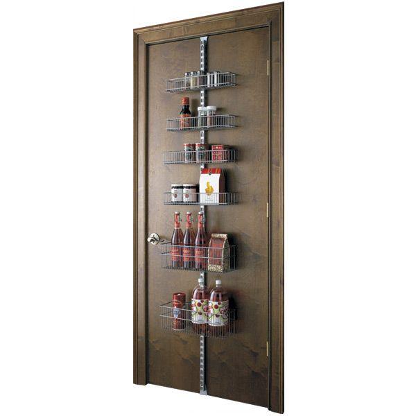 Platinum elfa Door & Wall Rack Solution | Spring Organization SALE $82.44