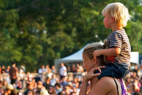 Blues on the Green is a series of free summertime concerts hosted by KGSR Austin Radio. Bring a blanket and the family for some live music from our favorite artists.
