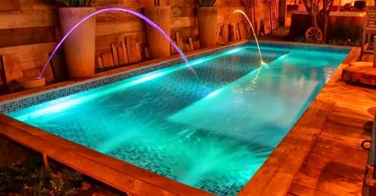 17 melhores ideias sobre cascata para piscina no pinterest for Piscinas p 29 villalba