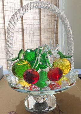Beautiful Glass Showpiece For Your Showcase Expansive Collection Of Home Decor Returnfavors Http