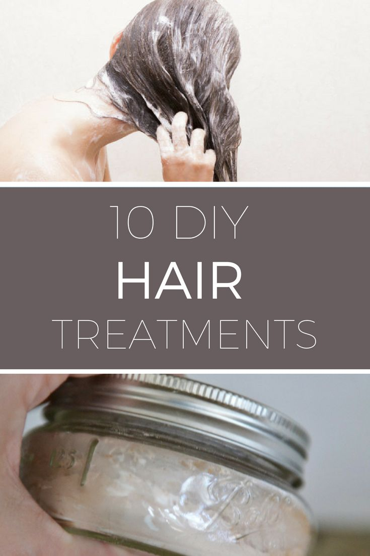 Get a flawless mane without breaking the bank, thanks to these 10 DIY hair treatments! Trust us—your wallet AND your locks will thank you. // spryliving.com