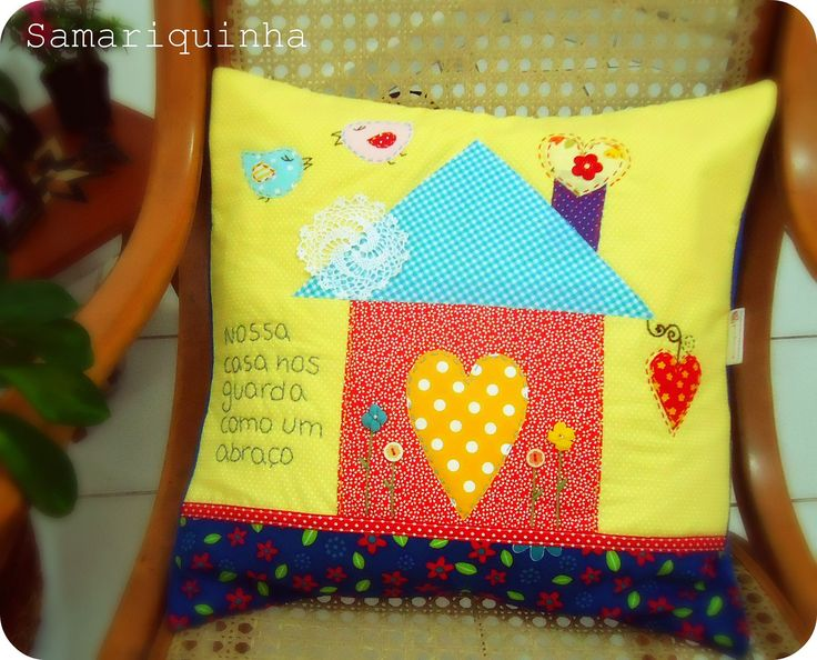 Mais uma casinha! | ateliersamariquinha.blogspot.com.br/2012… | Flickr