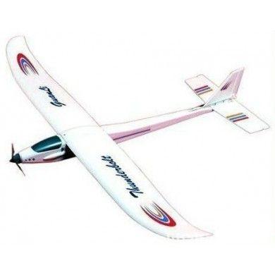 Model Thunderbolt to motoszybowiec, czyli samolot napędzany silnikiem elektrycznym, doskonały sprzęt dla zaawansowanych czy też początkujących fanów latania modelami zdalnie sterowanymi. Opis, dane techniczne, komentarze oraz film Video znajdziesz na naszej stronie, nie ma jeszcze komentarzy, to czemu nie zostawisz swojego:)