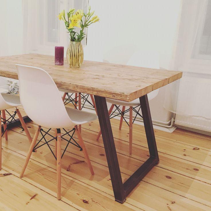 die besten 17 bilder zu ausliebezumholz lieblingsm bel auf pinterest recycling eames st hle. Black Bedroom Furniture Sets. Home Design Ideas