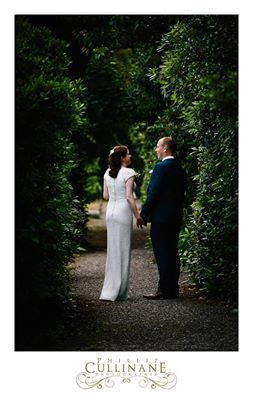 Congratulation to Elaine + John married at Convent Chapel Bandon. Hair Hairline | Makeup Rebecca Connolly |