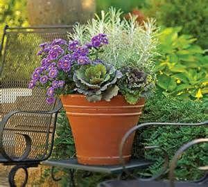 Fall Container Gardening | Gardening